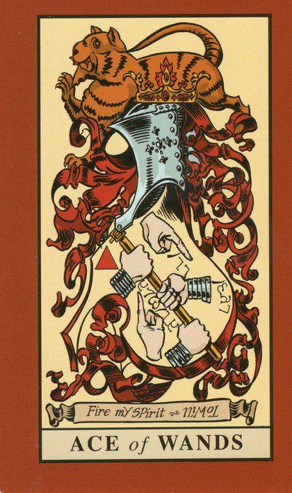 Tarot Guidance for Thursday 19 September 2019: Ace of Wands —