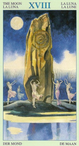 Tarot Guidance for Wednesday 11 December 2019: The Moon —