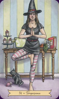 Tarot Guidance for Tuesday 18 February 2020: Temperance —