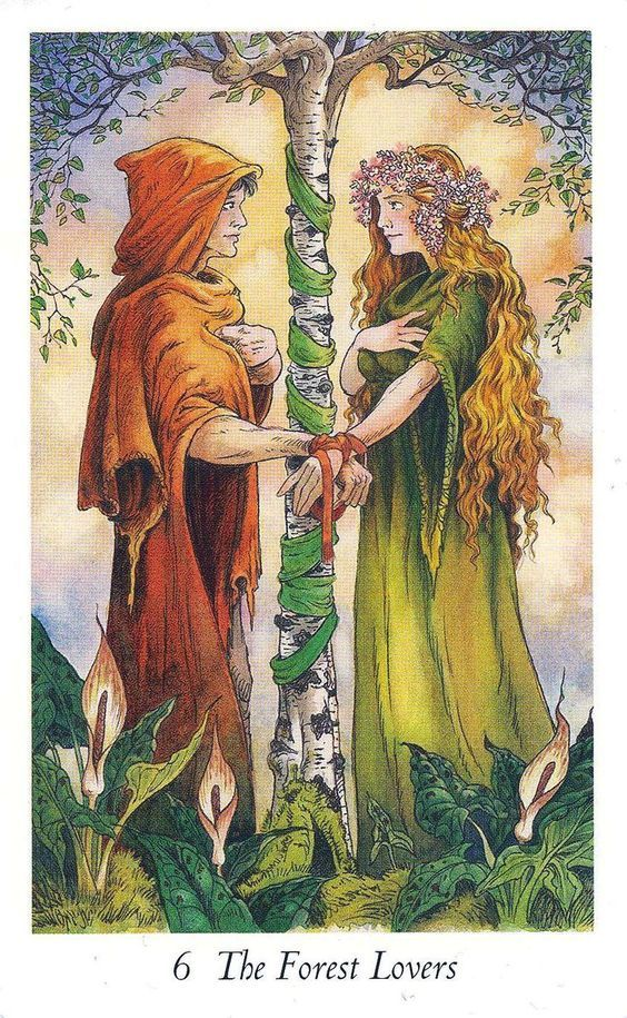 Tarot Guidance for Thursday 20 February 2020: The Lovers —