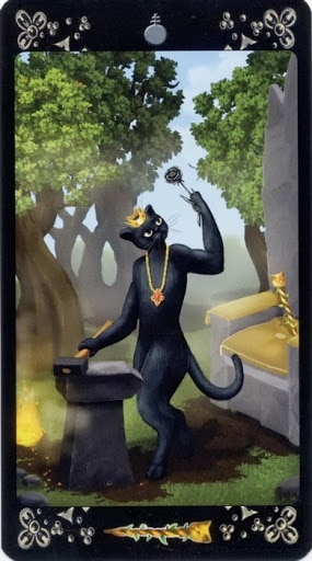 Tarot Guidance for Monday 3 August 2020: King of Wands