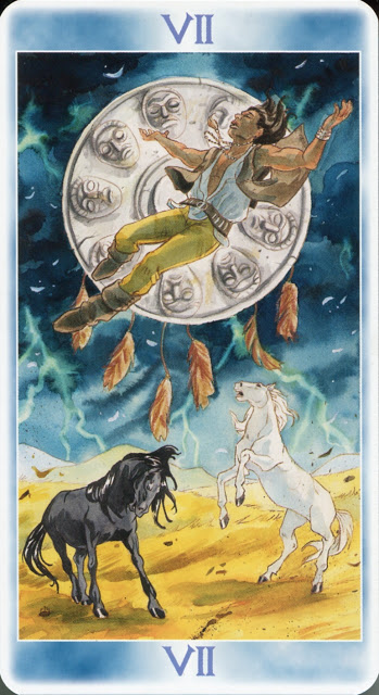 Tarot Guidance for Tuesday 15 September 2020: The Chariot