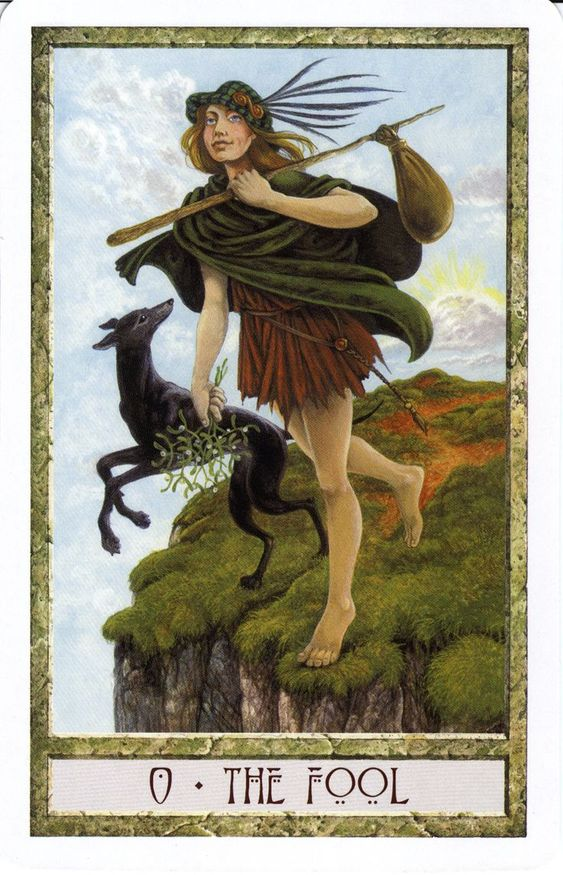 Tarot Guidance for Sunday 25 October 2020: The Fool